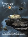 Issue: Frontier Explorer (Issue 16 - Spring 2016)