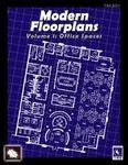 RPG Item: Modern Floorplans Volume 1: Office Spaces