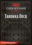 RPG Item: Curse of Strahd Tarokka Deck