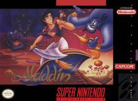 Video Game: Disney's Aladdin (1993 / GBA / SNES)