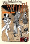 RPG Item: Wildly Heroic Action Pulp (WHAP!) Cliffhanger Rules