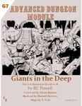 RPG Item: G7: Giants in the Deep