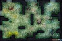 RPG Item: Fungal Cavern Vinyl Mat