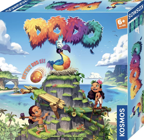 KOSMOS 2020: Save Dodos, Build a City Worthy of Legacy, Explore Andor with  Kids, and Exit from Even More Terrible Situations | BoardGameGeek News |  BoardGameGeek
