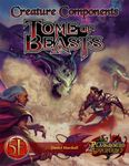 RPG Item: Creature Components Tome of Beasts
