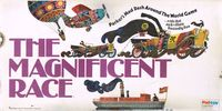Board Game: The Magnificent Race