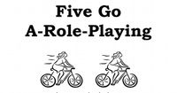 RPG: Five Go A-Role-Playing