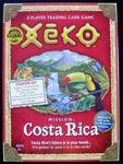 Board Game: Xēko Mission: Costa Rica
