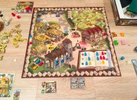 Board Game: Village