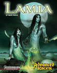 RPG Item: Advanced Races 08: Lamia