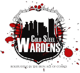 RPG: Cold Steel Wardens