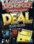 Board Game: Monopoly Millionaire Deal Card Game