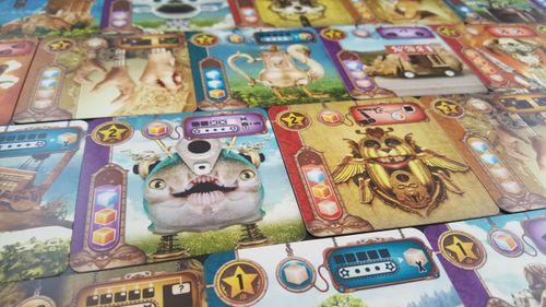 Board Game: Nicodemus