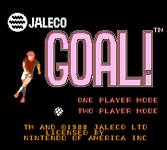 Video Game: Goal! (1988)