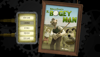 Video Game: Wallace & Gromit's Grand Adventures - Episode 4: The Bogey Man