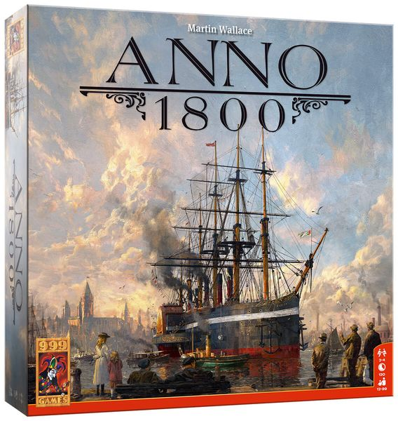 Dutch cover as published by 999 Games