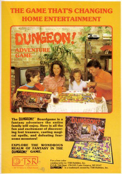 Classic Ad from Dragon Magazine