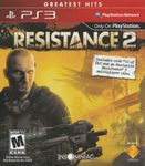 Video Game: Resistance 2