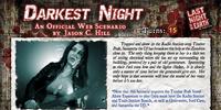 Board Game: Last Night on Earth 'Darkest Night' Scenario