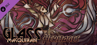 Video Game: Glass Masquerade - Heritages Puzzle Pack