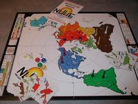 Board Game: Nuke: The Last Game on Earth