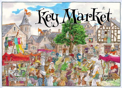 Board Game: Key Market