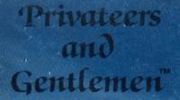 RPG: Privateers and Gentlemen