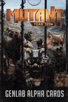 RPG Item: Mutant: Genlab Alpha Cards