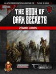 RPG Item: The Book of Dark Secrets Vol. 19: Zombie Lords