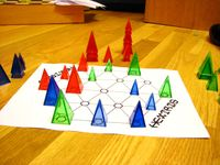 Board Game: Hextris