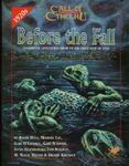 RPG Item: Before the Fall