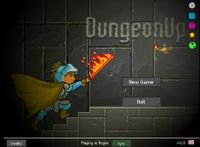 Video Game: DungeonUp