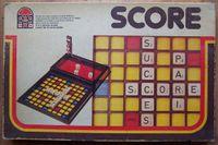 Board Game: Score