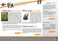 Issue: Le Fix (Issue 17 - Jul 2011)