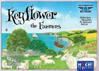 Board Game: Keyflower: The Farmers
