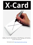 RPG Item: X-Card