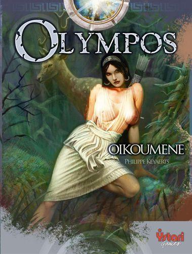 Board Game: Olympos: Oikoumene