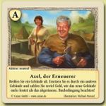 Board Game: The Rivals for Catan: Axel the Innovator