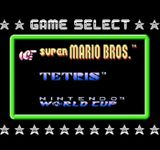 Video Game Compilation: Super Mario Bros. / Tetris / Nintendo World Cup