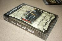 Board Game: Wanted: The Outlaws