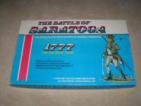Board Game: The Battle of Saratoga