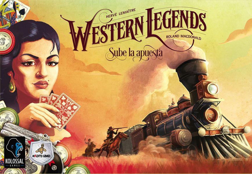 Western Legends Sube la apuesta