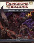 RPG Item: Treasure of Talon Pass