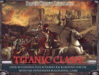 RPG Item: PaperCraft Legions: Titanic Clash!