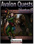 RPG Item: Avalon Quests: Adventure #3 - Inferno