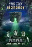 Board Game: Star Trek: Ascendancy – Borg Assimilation