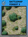 RPG Item: Battlemap Forest 3