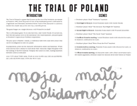 RPG Item: The Trial of Poland