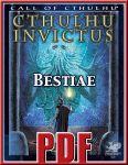 RPG Item: Cthulhu Invictus: Bestiae