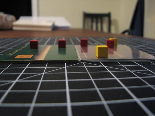 Board Game: Snooker Solitaire